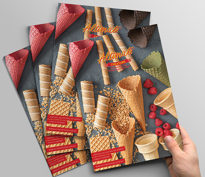 Download our latest Cone and Wafer Brochure